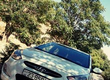 Hyundai Accent car for sale 2014 in Zarqa city