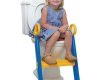 كرسي للاطفال انيق وعصري لتدريب الطفل على استخدام الحمام
