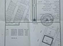 ارض سكني تجاري للبيع مساحه 200 م في مسقط
