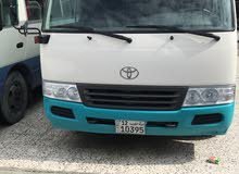 Manual Blue Toyota 2016 for rent