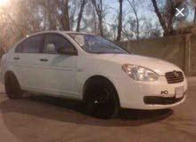 محتاج سياره للبيع اكسنت 2011 او 2010 او 2009