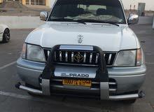 Toyota Prado 1997 For sale - Silver color