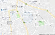 ارض تجاري مميزة للبيع اربد مجمع عمان الجديد قرب مجمع الصيداوي ابو شيخة للصرافة