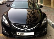 Mazda 6 2012 2.0L Fully Automatic Black Color In Excellent Condition for Sale.