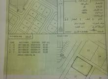 ارض سكنيه كونر في ولاية الرستاق منطقة البشائر