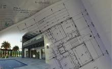 جهز مخطط بيتك أو مشروعك بأفضل سعر وجودة مكتب هندسي مساح فحص تربة مقاول