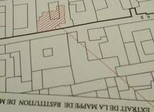 قطعة ارض سفلية للبيع