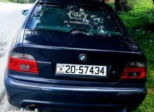 بي ام دبليو 1996 محوله 2003 بحاله جيده للبيع
