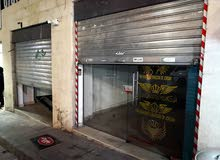 محلات للايجار في شارع المنارة الرئيسي