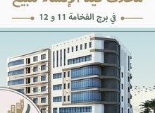 للبيع : محل قيد الإنشاء 73 م في برج الفخامة 11