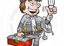 كهربائي منازل بجده 0562535670