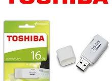 فلاش 16GB USB نوع توشيبا صناعة يابانية