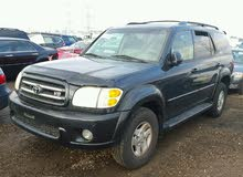 2001 Sequoia for sale