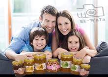 عسل نحل زاد للمنتجات الطبيعيه