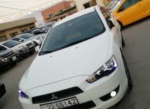 For sale 2014 White Lancer