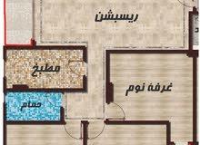 استام فورا بعداد الكهربا شقة140م بعمارة جديدة بها اسانسيروانتركم وبحري