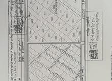 ارض صناعيه في منطقه سحاب على شارعين.