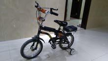 دراجة هوائية للاطفال للبيع بحالة ممتازة