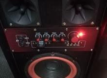 good condition amplifier radio fm memory card also
