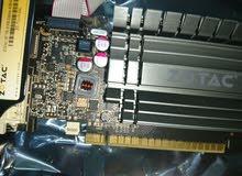 ZOTAC GT 730 4GB DDR3 مستعمل قليل