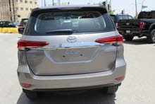 Automatic Toyota Fortuner 2018