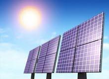 محطات تحلية مياه مركزية تعمل بالطاقة الشمسية