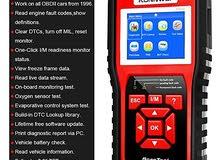 جهاز لفحص اعطال السيارات konnwei kw850 OBD2