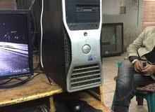 خمسة كمبيوتر مستعمل تصفية محل نت للبيع