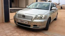 Green Toyota Avensis 2005 for sale