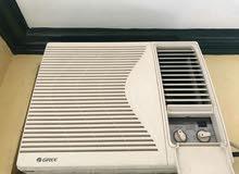 متوفر حاليا مكيفات GREE قري طرف واحد ( قطعة )  مكيفات بارد COOL + ساخن HOT