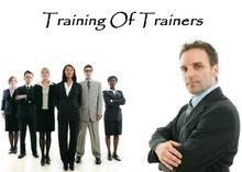 دورة (TOT (Training of trainers