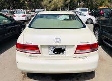 سياره هوندا اكورد 2005 للبيع