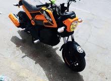 Used Honda motorbike up for sale in Tripoli