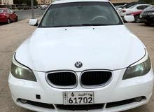 BMW 530 2004 For sale - White color