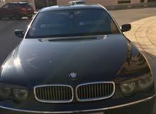 BMW 735LI LUXURY COLLECTION
