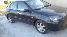 Renting Mitsubishi cars, Lancer 2006 for rent in Amman city
