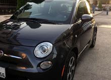Automatic Black Fiat 2015 for sale