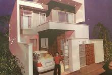 منزل هيكل للبيع بناء حديث
