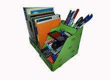 اجمل منظم للادوات المكتبية