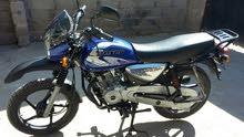 دراجه هندي بوكسر جديده ماشيه 150 كيلو