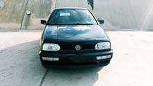 1998 Used Golf with Manual transmission is available for sale