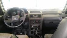 Gasoline Fuel/Power   Mitsubishi Pajero 2001