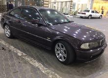 km mileage BMW 318 for sale