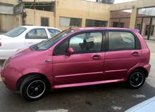 Manual Pink Chery 2005 for sale