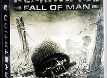 RESISTANCE- full of man - for sale PS3
