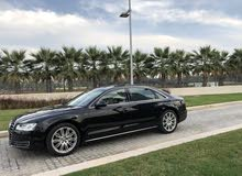 Audi A8 car for sale 2016 in Kuwait City city