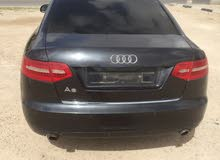 Automatic Audi 2010 for sale - Used - Al-Khums city