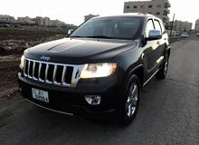 For sale 2011 Black Grand Cherokee