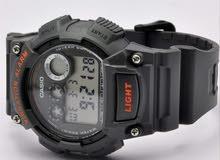 كاسيو G-Shock Style W735بطارية 10عام.تنبيه اهتزاز.اضاءة سوبر LED