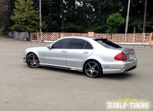 Mercedes Benz E55 AMG car for sale 2004 in Tripoli city